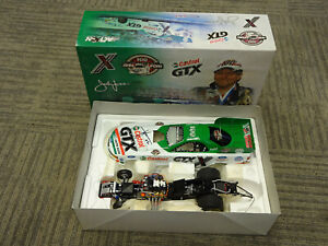 Action 2002 1:16 Castrol GTX/100th Win John Force AUTOGRAPHED Funny Car w/ COA