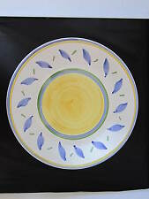 Williams - Sonoma Tournesol (Italy), 14 inch Chop Plate/Round Platter, Excellent