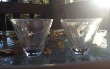 Grey Goose Martini Glasses Set of Two New Unused