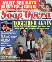 PC's LYNN HERRING WAYNE NORTHROP JON LINDSTROM July 1, 1997 SOAP OPERA Magazine