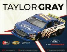 2020 Taylor Gray #17 Ford Performance Postcard ARCA