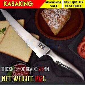 Steak knife Bread, Serrated, Stainless Steel Handle Laguiole Steak Knife