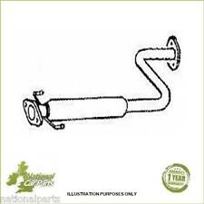 Rover 25 1.1  1.4  1.6  99-05 Exhaust Centre Pipe With 2 Years Warranty RR312K