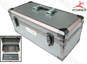 """R'Deer Professional Engineer Aluminium Tool Box 19"""" (RTG-302)"""