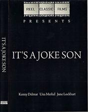 Its a Joke Son (DVD, 2000) Una Merkel, June Lockhart; Sen. Beauregard Claghorn