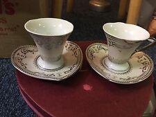 D'LUSSO T Bavaria  ESPRESSO OR TEA CUPS