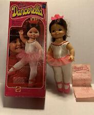 """Vintage Mattel Dancerella 1978 ~ 17"""" Tall Works Great."""