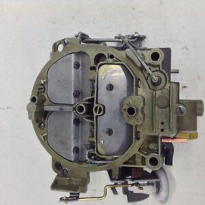 ROCHESTER QUADRAJET 7027233 1967 1967 CADILLAC LIMOUSINE 400-430 ENGINE A/C