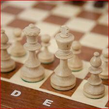 PROFI Schachspiel Turnierschach Schach STAUNTON 4 - 40 x 40cm