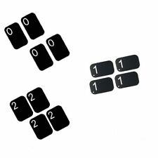 24 of Each Size #0, #1 & #2 Dental Gendex Type X-Ray Phosphor Plates PSP-USA-FDA