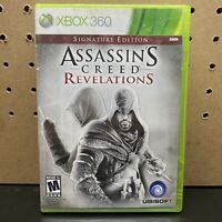 Assassin's Creed: Revelations - Xbox 360 Game - Tested