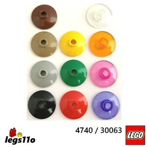 LEGO NEW - Dish 2x2 Inverted - 4740 / 30063 (Pack of 1, 2 or 4)