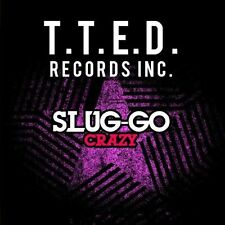 Slug-Go - Crazy [New CD] Manufactured On Demand
