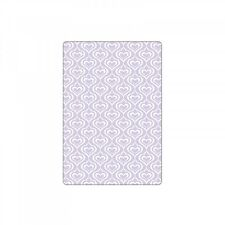 Sizzix Textured Impressions Embossing Folder - Hearts 661886