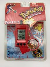 Vtg Pokemon Cyclone 2 Electronic Hand Held Game Tiger 1999 Brand New Sealed