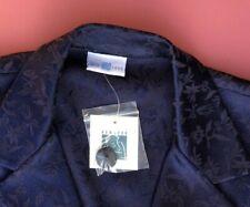 New Look Jacket Vintage Old Label y2k 2000S Blue Deadstock BNWT Floral