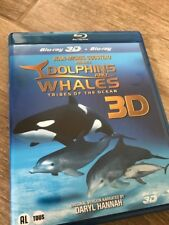 Blu-Ray - 3D - DOCUMENTAIRE - DOLPHINS AND WHALES - Etat neuf