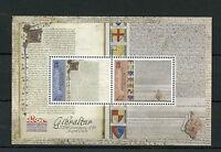 Gibraltar 2015 MNH Magna Carta Octocentenary 800th Anniv 2v M/S History Stamps