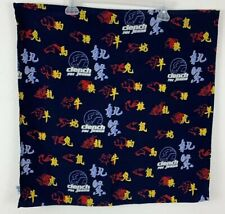 Clench 701 Jeans Mens Square Scarf Handkerchief