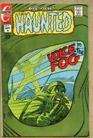 Haunted #14-1973 vg 4.0 Charlton Horror Steve Ditko