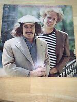 Simon and Garfunkel - greatest hits (vinyl, 1972,  Columbia, USA, Stereo)