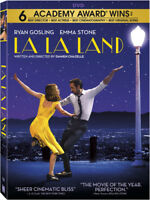 La La Land [New DVD] Ac-3/Dolby Digital, Dolby, Subtitled, Widescreen