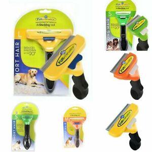 Furminator Deshedding Grooming Tool Cats Dogs Brush Rake Comb Items