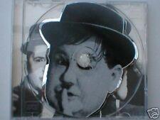 LAUREL & HARDY lonesome pine OLLIE HEAD SHAPED 4 TRACK CD SINGLE no longer made