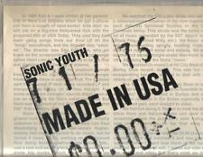 SONIC YOUTH-MADE IN USA SOUNDTRACK LP VERY GOOD+ SHAPE