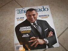 Cigar Aficionado Magazine: June 2013 Laurence Fishburne