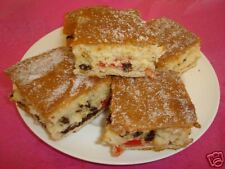 3 x HOMEMADE FARMHOUSE FRUIT CAKE SQUARES