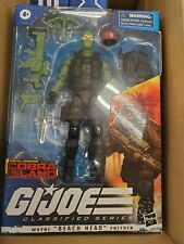 GI Joe Classified Beach Cobra Island Target Exclusive Figure Rare Blue Eyes New