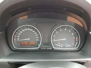 BMW X3 INSTRUMENT CLUSTER PETROL, AUTOMATIC, E83, 06/04-11/10