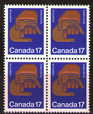 Canada 1980 Sc856$ 1.4 Mi767 1.6 MiEu 1bl mnh World Congress of Rehabilitation