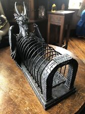 Dragon CD storage rack holder mythical fantasy ornament gothic - Nemesis Now?