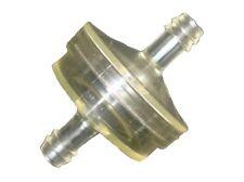 Universal Inline Filtre à essence (75 Micron) Pour 8 Mm Tuyau De Carburant