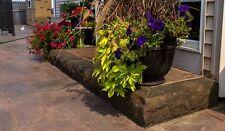 "Step Insert for Concrete Steps, Porches, Risers - 8"" (Split Limestone) Walttools"