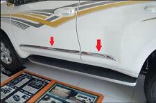 Chrome Side door molding trim For TOYOTA FJ150 Prado 2010 2011 2012 2013 2014