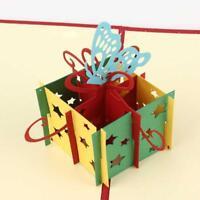 3D Up Karte alles Gute zum Geburtstag Baby Kind Geschenk neue Grußkarten