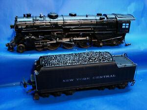 Rare Original 1938 Lionel 700E Hudson 5344 Locomotive & Tender, Ex+