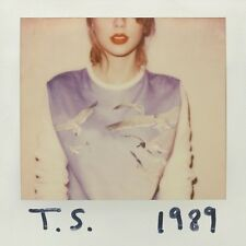 1989 - Taylor Swift (2014, CD NEUF)