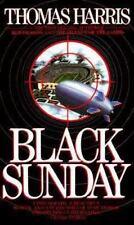 Black Sunday - Acceptable - Harris, Thomas - Mass Market Paperback