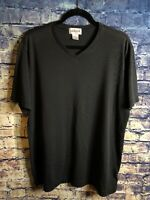 Alfani Men's V Neck Classic T Size Large Free Shipping Hot Item Must Look🔥
