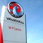 W P Lewis Vauxhall