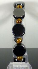 Hematite Tigers Eye Costume Jewellery