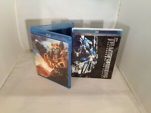 Transformers: Revenge of the Fallen (Blu-ray Disc, 2009, 2-Disc Set, Special Ed…