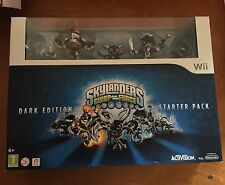 SKYLANDERS SWAP FORCE DARK COLLECTOR'S EDITION (NINTENDO WII - WII U) NUOVO NEW