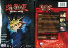 Yu Gi Oh Vol 16 DungeonDice Monsters New Anime DVD Funimation Release