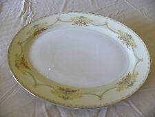 "Meito China  "" Celeste ""  Platter  Vintage"