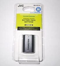 New OEM BN-VG114 BNVG114 Battery for JVC Everio Camcorders Factory Packaging
